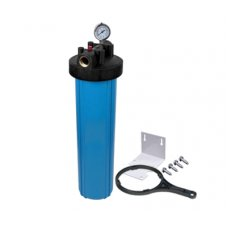 Корпус фильтра 20 BB G (с манометром)