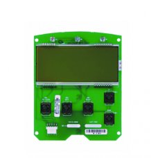Clack V3241-01BOARD плата блока управления V2H