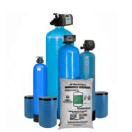 Системы обезжелезивания воды серии GSP (Greensand Plus)