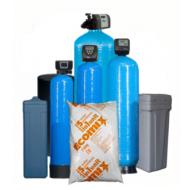 Установки умягчения воды и обезжелезивания ECO C (Ecomix C)