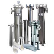 Фильтры механической очистки мешочного типа